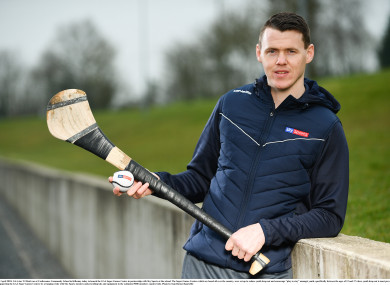 TJ Reid was at Castlecomer Community School in Kilkenny to launch the Sky Sports GAA Super Games Centre.