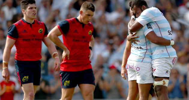 As it happened: Racing 92 v Munster, Champions Cup semi-final