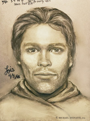 Stormy Daniels unveils sketch of man she says threatened her to stay