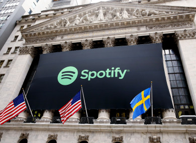 Spotify made its debut on Wall Street and rocketed to a $30
