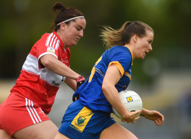 Wicklow dominated proceedings in Bir.