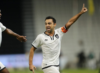 The midfielder joined Al Sadd in 2015.