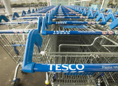 Tesco is promising that the store will be environmentally-friendly.