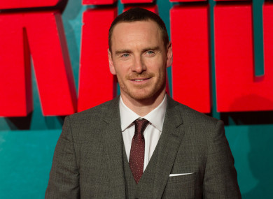 Michael Fassbender's DMC Film developed the project with Film4.