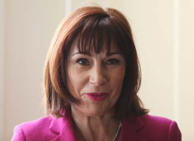 Culture Minister Josepha Madigan