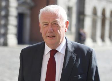 Former assistant commissioner John O'Mahoney.