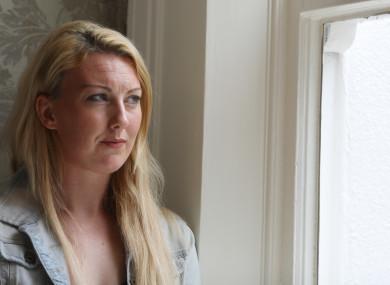 Aimee O'Riordan said she will not leave her home.