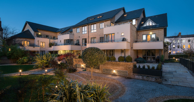 Explore this lavishly upgraded €2.1m penthouse in Ballsbridge