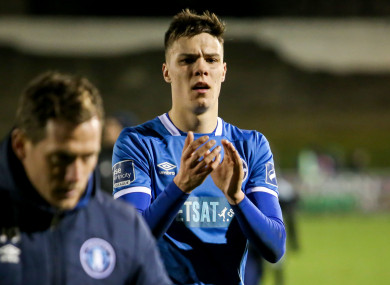 Cian Coleman scored Limerick's first goal on Friday.