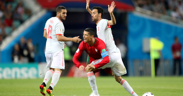 As it happened: Portugal v Spain, World Cup