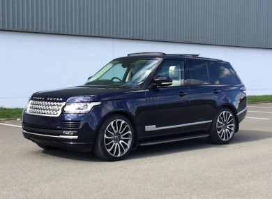Motor Envy The Range Rover Is One Of Best Luxury Cars In World Fact