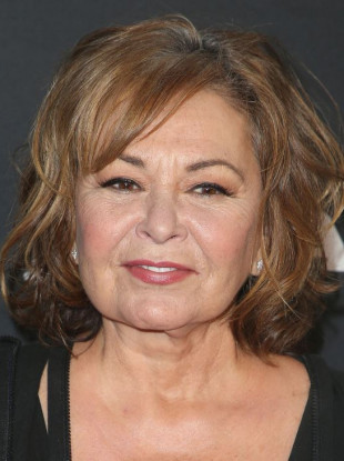 Roseanne Barr pictured in March.