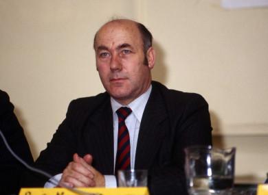 Martin O'Donoghue
