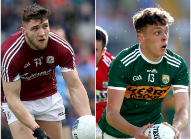 Kerry and Galway meet at Croke Park on 15 July, at the same time as the World Cup final.