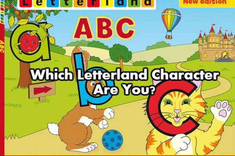 which letterland character are you the daily edge