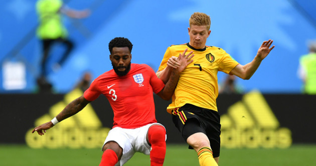 As it happened: Belgium vs England, World Cup third place play-off