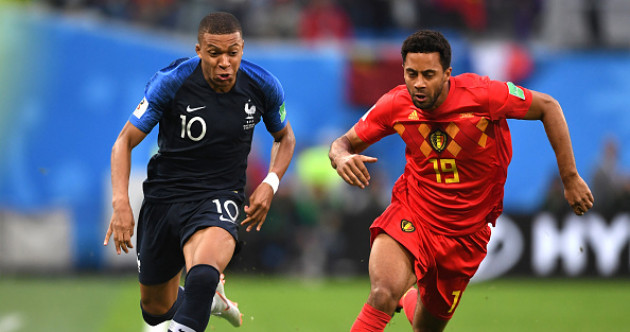 As it happened: France vs Belgium, World Cup semi-final