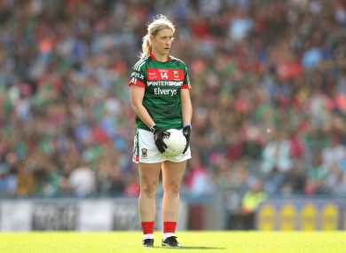 Cora Staunton is one of the players involved (file pic).