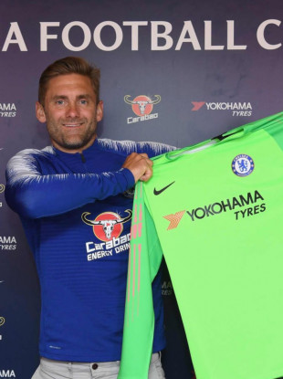 Green joins Chelsea on a free transfer.