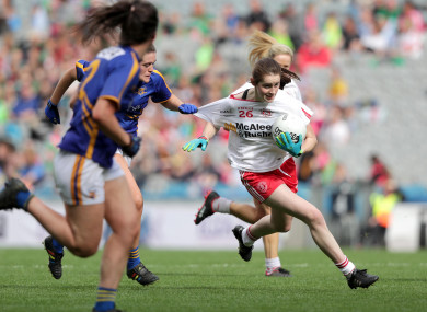 Massive double-digit wins for All-Ireland contenders Tyrone and ... d0df1df10