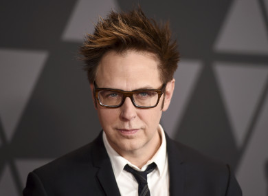 James Gunn arrives at the 9th annual Governors Awards at the Dolby Ballroom.