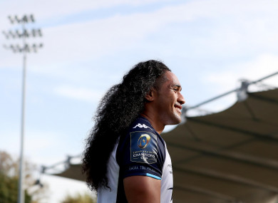 Tomane: Montpellier lost in the RDS in the last two seasons of the Champions Cup.