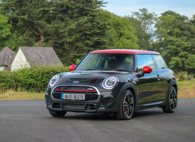 Review The Mini John Cooper Works Handles Like A Dream But Has It