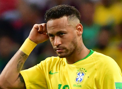 Brazil legend Ronaldo  I expected more from Neymar at World Cup · The42 6fec26797