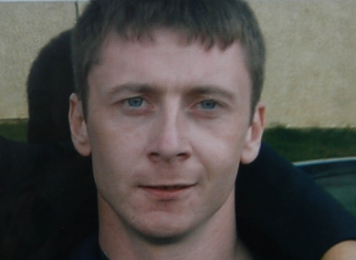 Gardaí broke the news to Paul's family on 6 July.