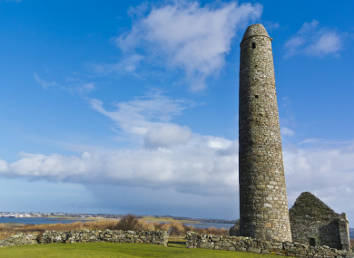 Scattery Island, Clare