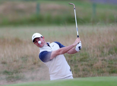 Rory McIlroy is one of the favourites once again for the tournament.