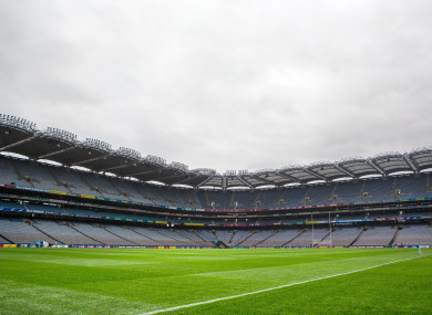 Croke Park will host both All-Ireland semi-final clashes.
