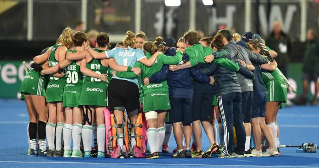 As it happened: Ireland v India, Women's Hockey World Cup quarter-finals