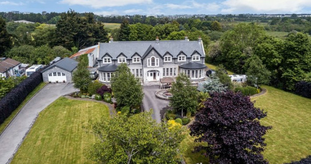 Celtic Tiger glamour in this luxury Dublin mansion for €1.5m