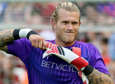 0be56a208 Loris Karius reportedly set for two-year loan move to Besiktas · The42