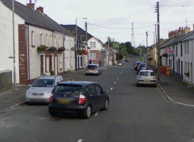Main Street in Balcarry