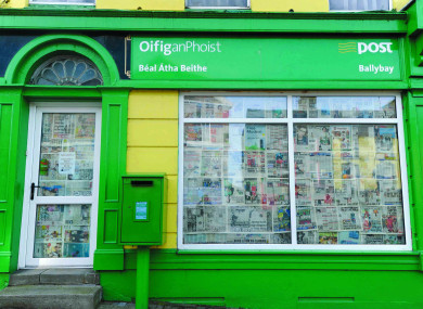 Ballybay Post Office is to remain open but nearby Clontibret will close.