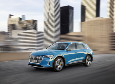 Take A Look At The New Audi E Tron Quattro Suv