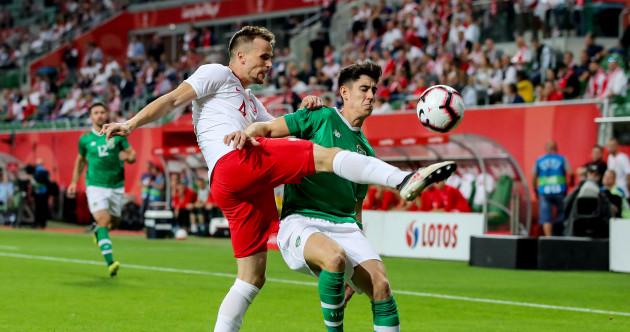 As it happened: Poland v Ireland, International friendly