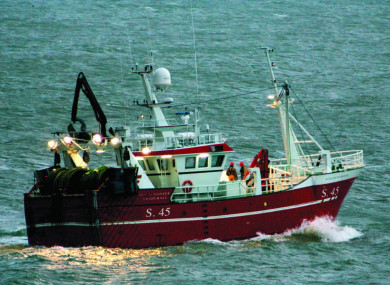 Westminster committee says Irish fishermen must stay away