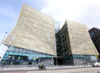 The Central Bank of Ireland (File Photo)