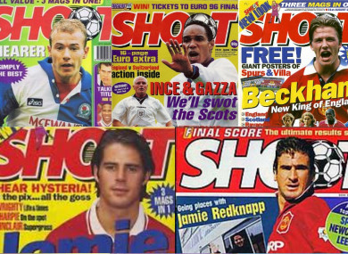 7f31bf3c9  We were very protective of its history and its place in the pantheon of  football magazines