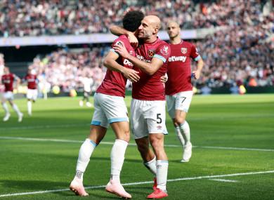 Mourinho S Men Fall To West Ham As Man United Equal Worst Ever Premier League Start