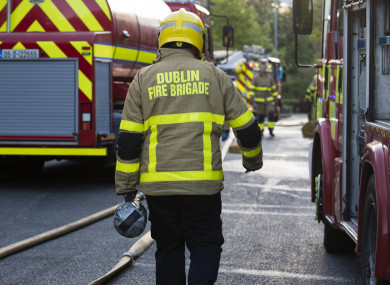 Review of Dublin Fire Brigade promotion exam found marking