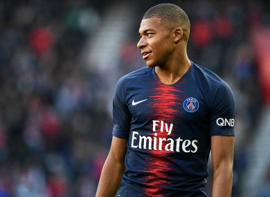 Mbappe And Rabiot Dropped By Psg Due To Discipline Issue The42