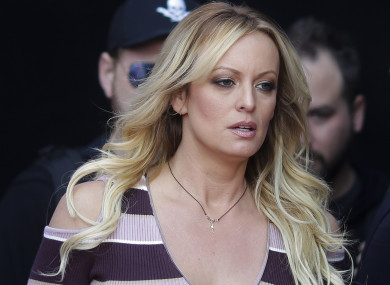 Adult film actress Stormy Daniels has had her defamation case against Donald Trump dismissed.
