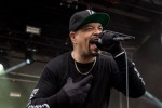 At 60 years of age, Ice-T filmed himself trying coffee and bagels for the first time for everyone on the internet ...it's The Dredge