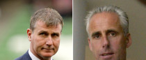 Kenny and McCarthy are the bookies' favourites to take over from Martin O'Neill.