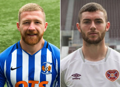 Superb strikes from Irish duo among Scotland's Goal of the Month contenders