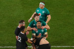 All Black victory 'another rung on the ladder' for Ireland side full of leaders